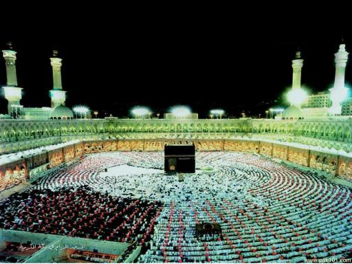 Kaaba - perfect order