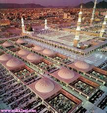 madinah - masjid e nabawi
